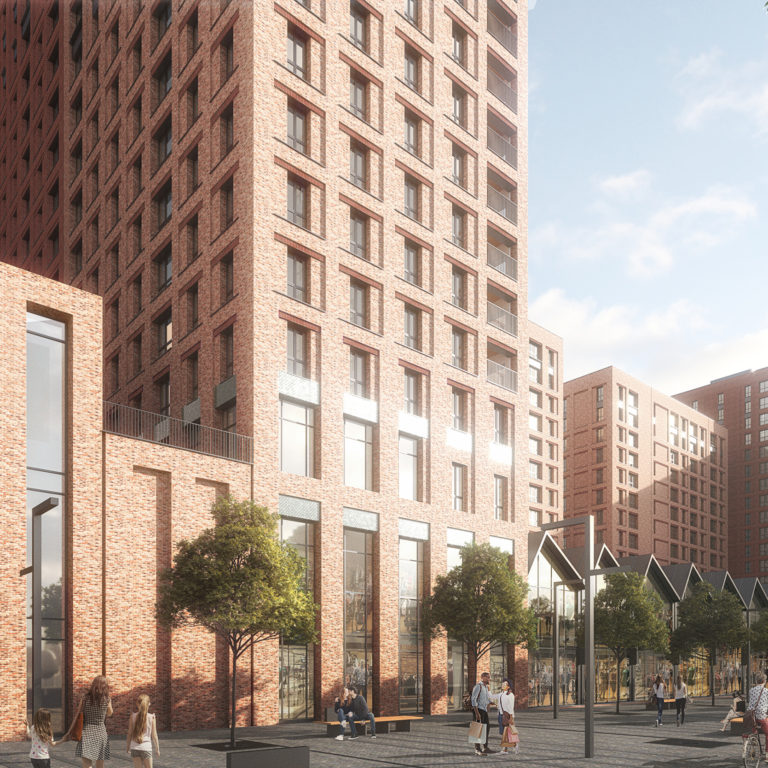 Assael and Prosperity Capital Partners get the green light on complex Manchester scheme