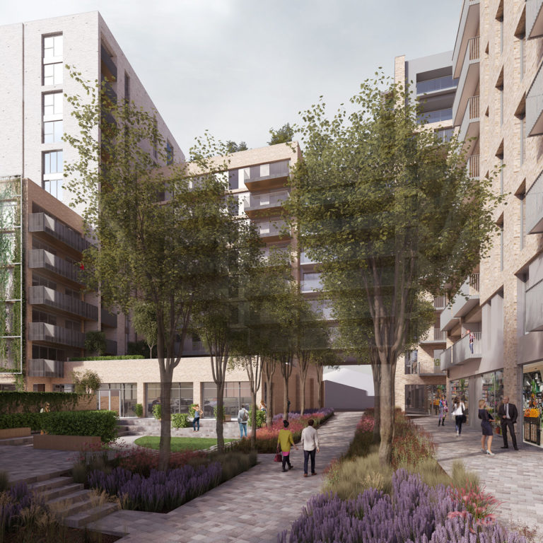 Green light for second phase of Staines-upon-Thames regeneration