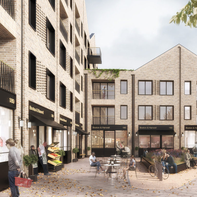 Assael gains consent for a characterful scheme in Ealing
