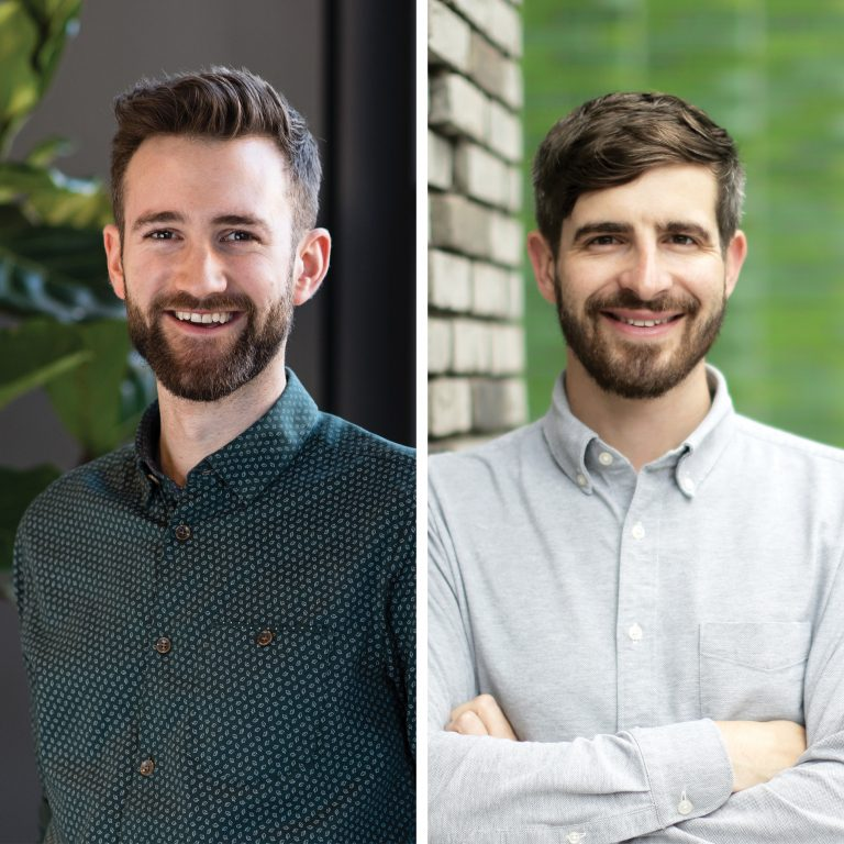 Two Architects promoted to Associate