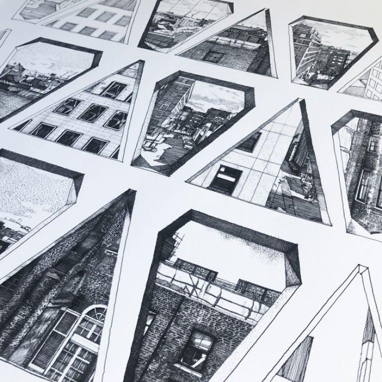 Assael artists raise £2,030 for Article 25