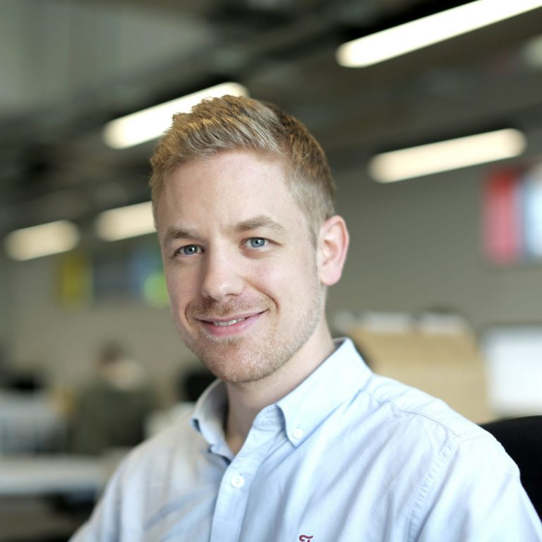 Meet the team: James Williamson