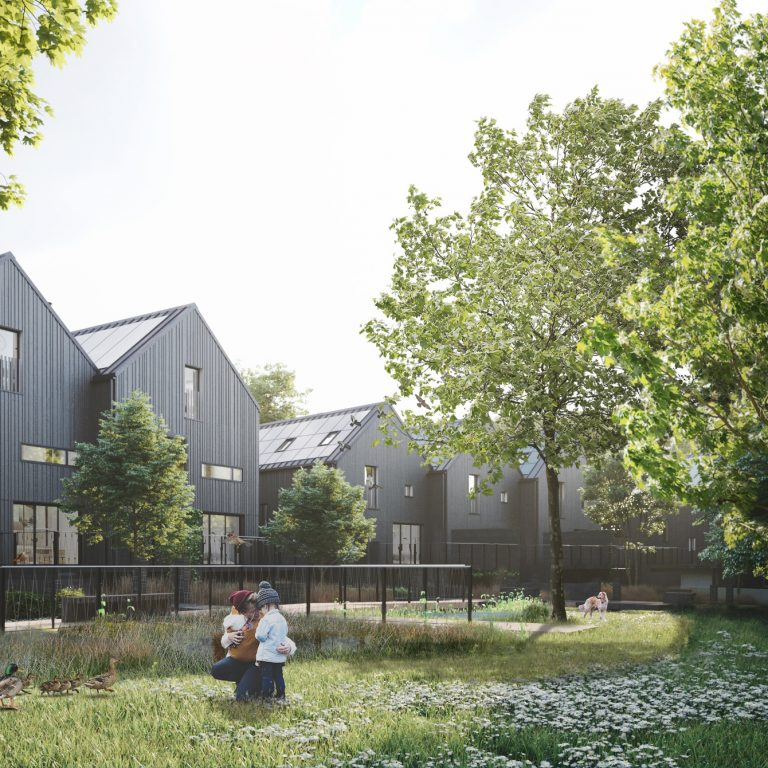 Assael's plans for zero-carbon homes in Hampshire revealed