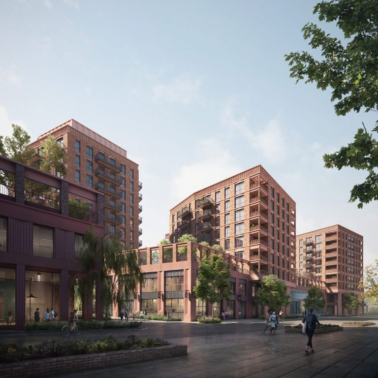 Planning secured for Vulcan Wharf